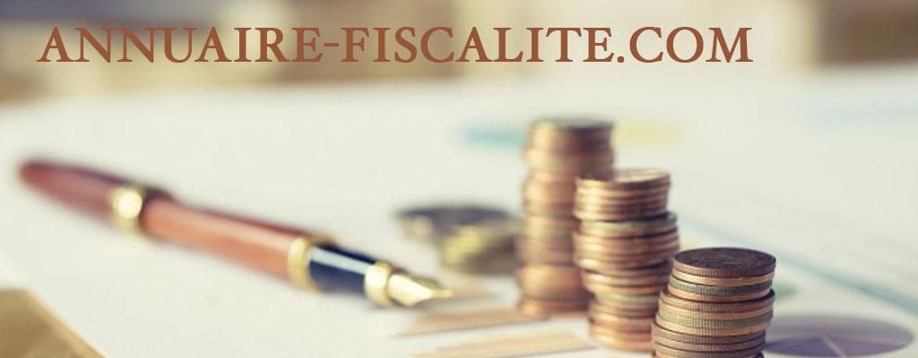 Annuaire fiscalite